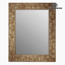 Зеркало(102x3,5x82 см) МДФ ель