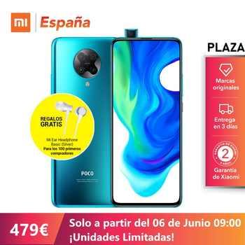 Xiaomi POCO F2 Pro 5G (128GB ROM, 6GB RAM, Snapdragon™ 865, Android, Nuevo, Libre) [Versión Global para España] pocophone F2