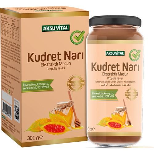 Aksu Vital Kudret Nari Extracted Propolis Paste 300GR