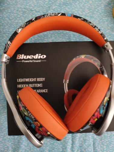 Bluedio Air series A/A2 Bluetooth Headphones/Headset Fashionable Wireless Headphones for phones and music-in Phone Earphones & Headphones from Consumer Electronics on AliExpress - 11.11_Double 11_Singles' Day