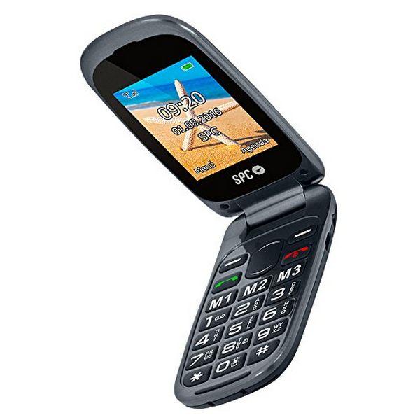 Mobile Phone SPC Harmony 2304N Bluetooth FM Black