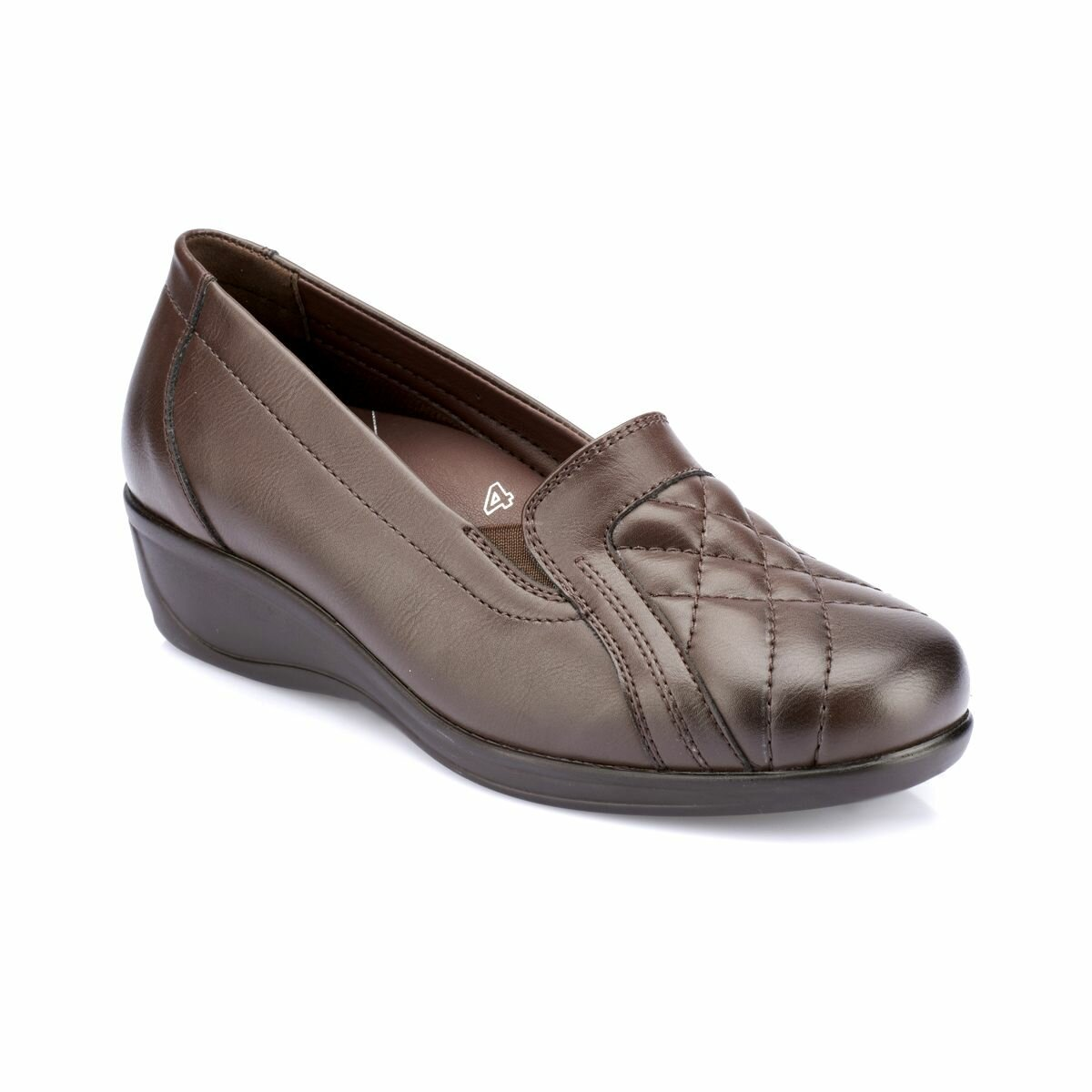 FLO 82.100178.Z Brown Women 'S Shoes Polaris 5 Point