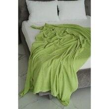 Joy Home Collection Green 160 X220 Double Pique bedroom simplicity fashion