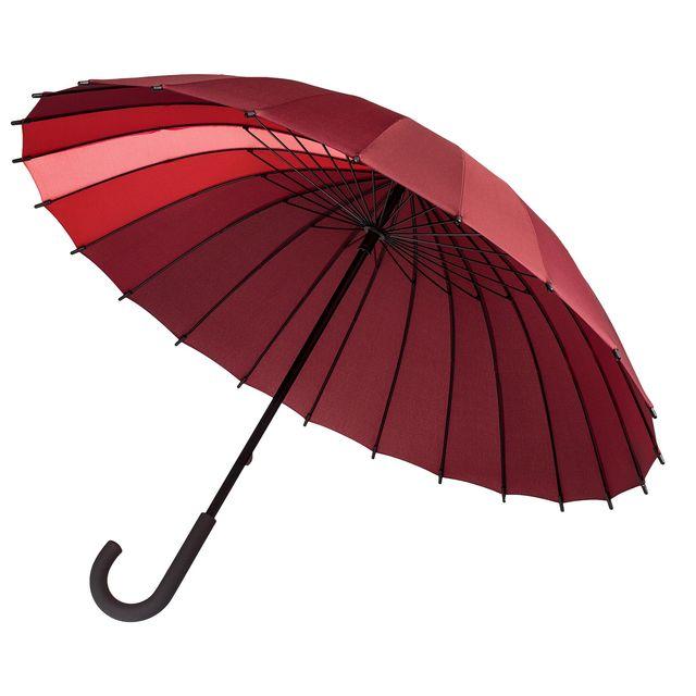 """Umbrella-Reed """"spectrum"""", Red"""