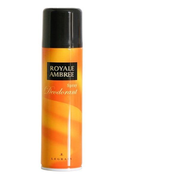 Spray Deodorant Legrain Royale Ambree (250 Ml)