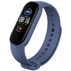 Strap For Xiaomi Mi Band 5 4 3 Nfc Silicone Wristband Bracelet Replacement For Xiaomi Band 6 MiBand 5 4 3 Wrist Color TPU Strap
