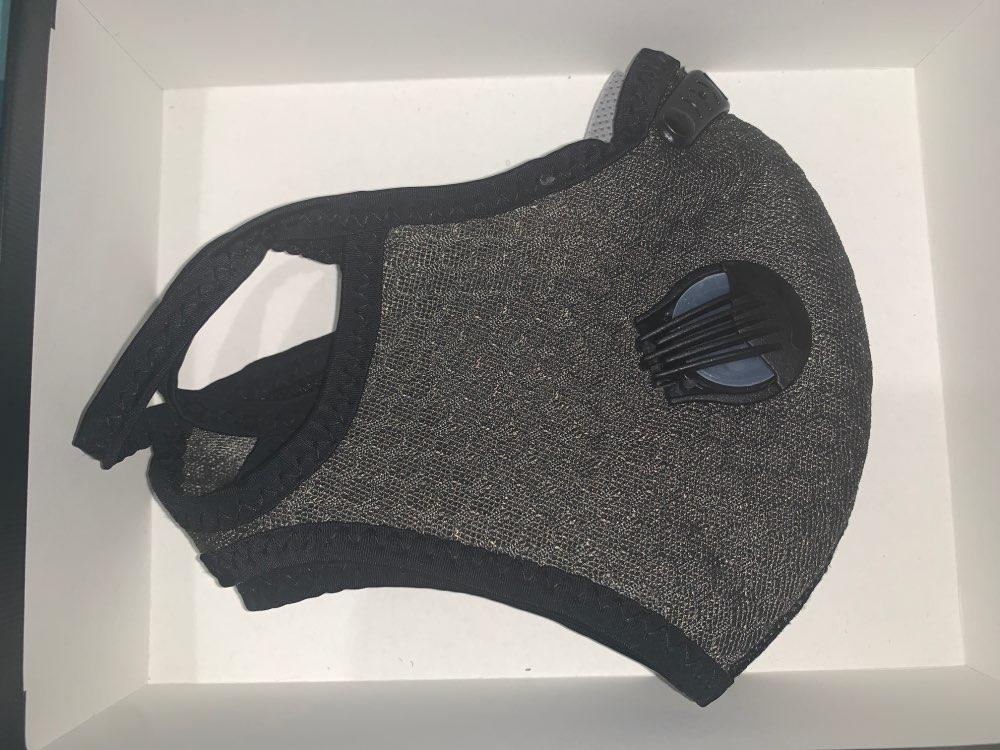 Masque anti-pollution Anti-poussière de protection N95 pour moto ou vélo