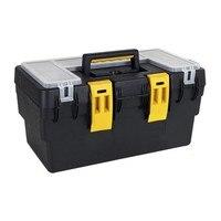 Caixa de ferramentas com organizadores padova bricotech (47x26x25 cm) Conj. ferramentas elétricas     -