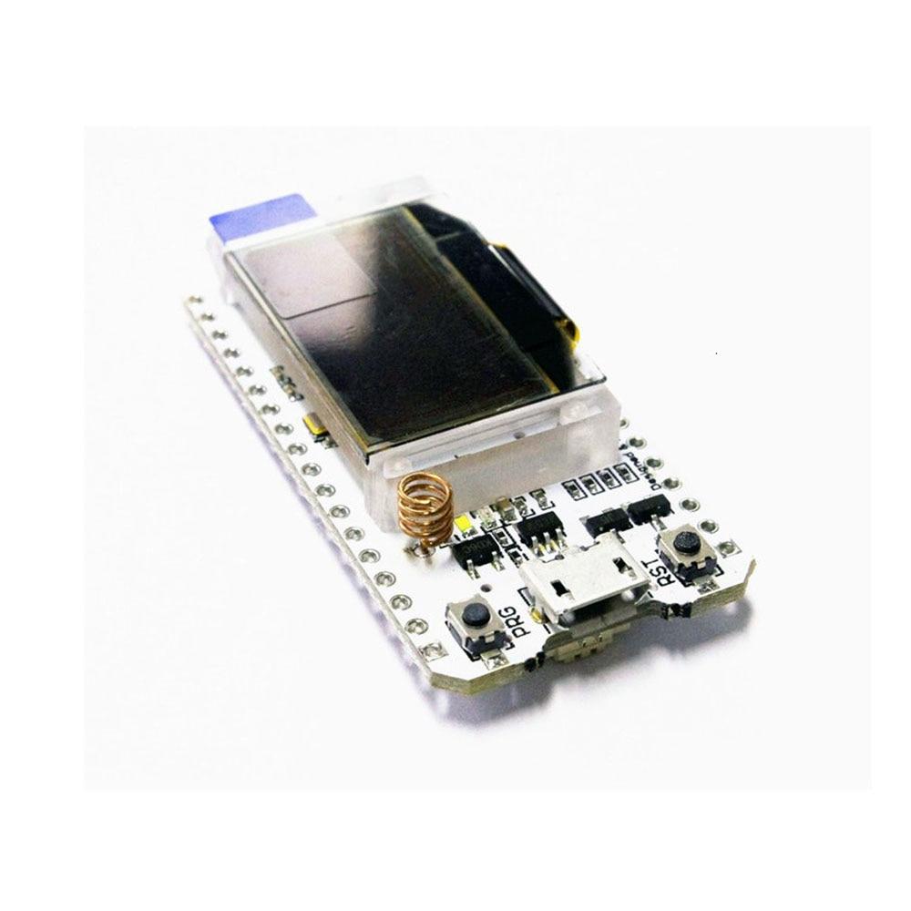 Taidacent LoRa WIFI Development KIt SX1278 LoRa ESP32 Chip 0.96inch OLED Lorawan WIFI Node 433-470 Upgrade Version