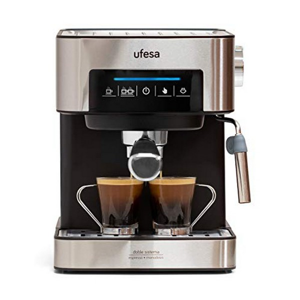 Express Manual Coffee Machine UFESA CE7255 1 6 L 850W Stainless steel|Coffee Machines| |  - title=