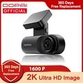 DDPAI Dash Cam мола N3 1600P HD GPS автомобильный приводной Авто цифровой видеозаписи (DVR) 2K Android Wifi смарт-Подключите автомобильное Камера Регистраторы 24 ...