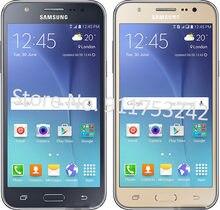Смартфоны Original Desbloqueado Samsung Galaxy J5 8 J500F 5.0 Polegadas Quad Core 1.5GB de RAM GB ROM 13.0MP Bluetooth Cartão Duplo Do SIM Móvel