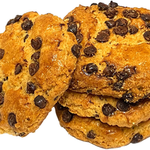 Lazarus Cookies Chocolate nuggets, 300g, Pack of 4 units. Homemade chocolate chip cookie.