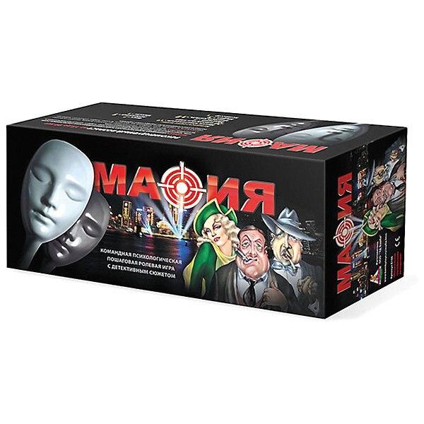 """Le jeu """"Mafia"""" (coffret cadeau)"""