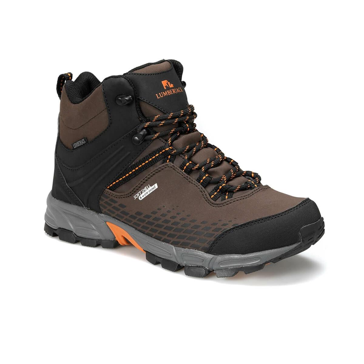 FLO FLAKE HI 9PR Brown Mens Outdoor Boots LUMBERJACK