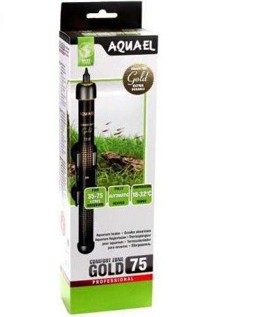 Aquael Heater Comfort Zone Gold, 75 W