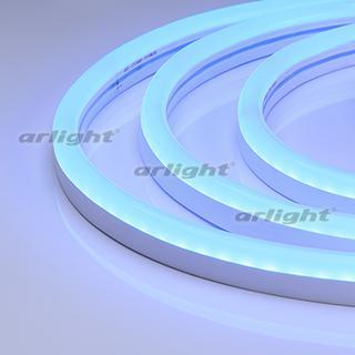 021156 Flexible Neon ARL-CF2835-Classic-220V Blue (26x15mm) ARLIGHT 50th