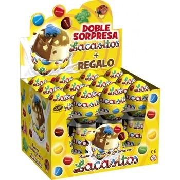 Lacasite egg 23g · 24 PCs.