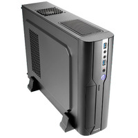 Cash Box Slim Tacens ITX/Mini ITX/Micro atx Orum3 VGA Max 240mm (No DVD Inst) 4 Slots Include Cards Reader USB 46