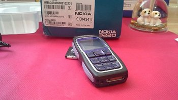 Cell phone Nokia 3220 new shipping free