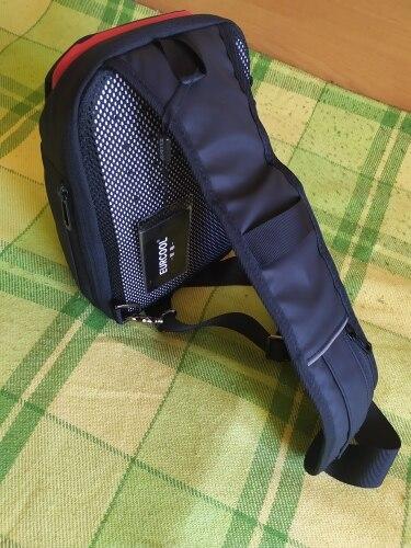 Mini sac à dos homme EURCOOL avec prise USB. Idéal pour tablette