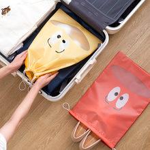 Travel Portable Shoes Storage Bags Waterproof Cloth Storage Bra Underwear Clothes Organizer Multipurpose Bundle Pocket Shoes Bag