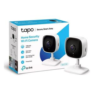 Ip-камера TP-Link Tapo C100 1080 px WiFi Белый