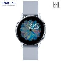 Digital Wristwatches SAMSUNG SM R830NZSASER Watches smart watch wearable device activity tracking Galaxy Watch Active2