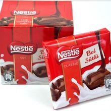 Nestle Rich Milk Chocolate 70 gr x6 pieces Delicious perfect aroma rich milk