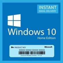 WIN 10 HOME KEY For Home Desktop laptop Delivery 3 minute✅ 100% original ✅