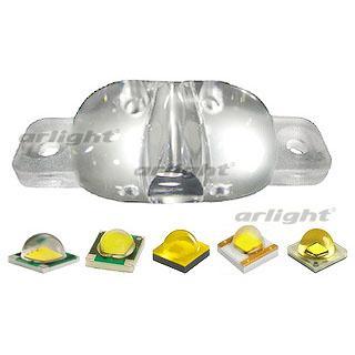 016067 Lens ST130XP LENS (130X60°, CREE) 50 Pcs ARLIGHT Leds Modules/Lens/SMD3535 Cree XP [Cube N4]...