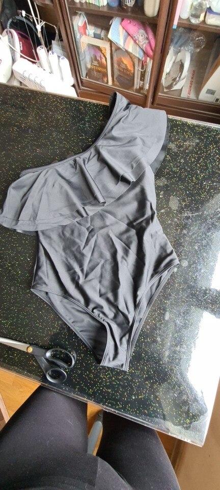 2021 Print Floral One Piece Swimsuit Women Padded Swimwear Bandage Cut Out Mnokini Bathing Suit Swimwear|Body Suits|   - AliExpress