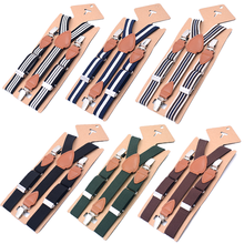 Kids Adjustable Elastic Trouser Pants Suspenders Braces 2.5cm Wide Y-Shape for Children Boys Girls Wedding Birthday Party Event