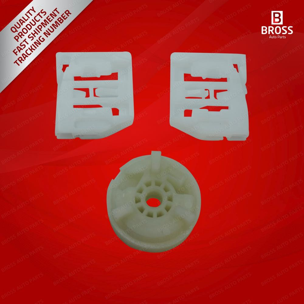 Rover 75 1999-2005 Front Left Window Regulator Repair Replacement Kit