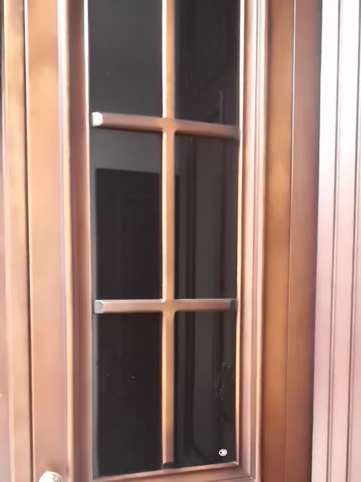 All Black Window Film, Frosted, Privacy, Heat Control photo review