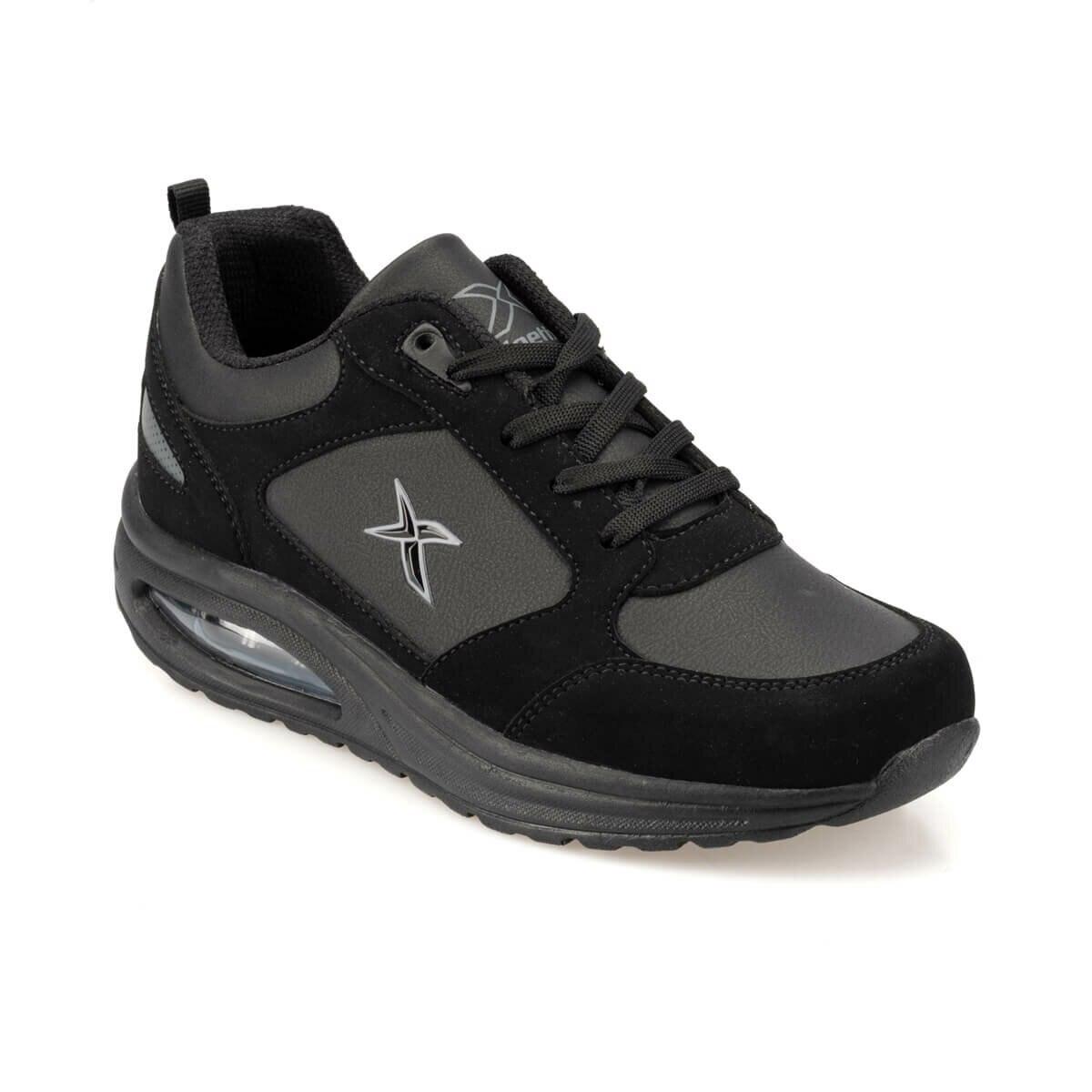FLO LUDA PU W 9PR Black Women 'S Sneaker Shoes KINETIX