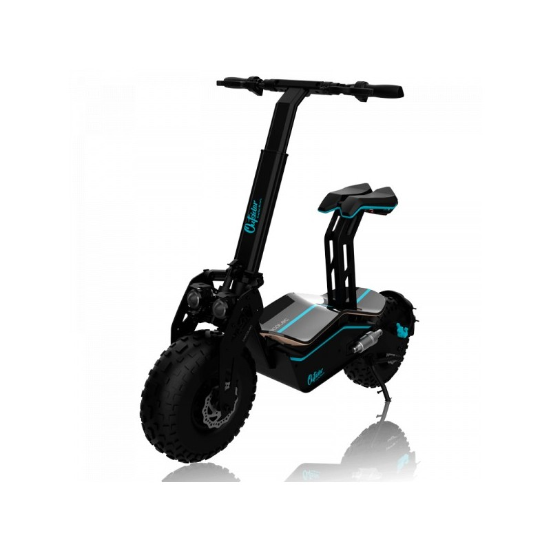 Scooter Urban And Off-road OutSider DemiGod Makalu APPROVED