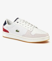 Lacoste shoe Masters Cup Tricolour Original Brand top Quality mens Sports and Gentleman