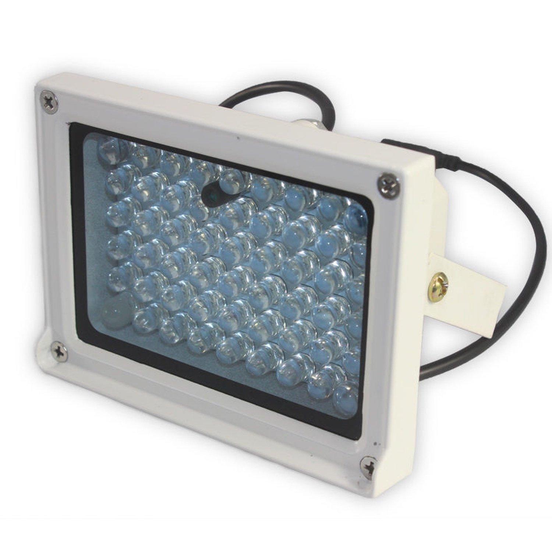 Focus Infrared Night Vision 54 LED Outdoor 50m Security Camera (light Sensor)