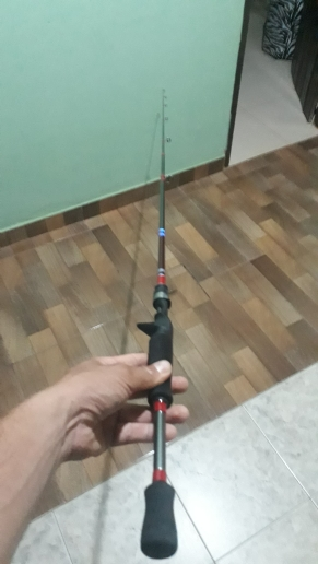 Varas de pescar 6-15lb Fiação Fiação