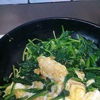 菠菜炒鸡蛋(家常快手菜)的做法图解9