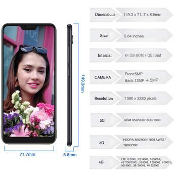 Перейти на Алиэкспресс и купить Xiaomi Mi A2 Lite 4GB RAM 64GB Dual SIM Black Smartphone - EU