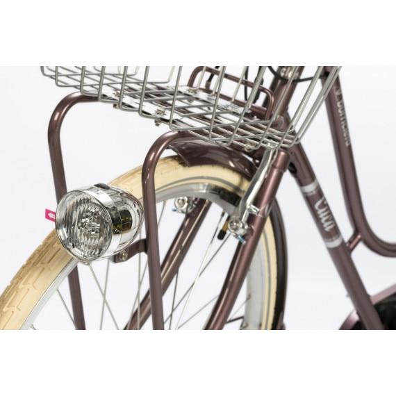 Cuca Electric Bicycle Garnet