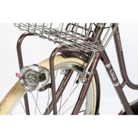 Garnet de bicicleta elétrica cuca