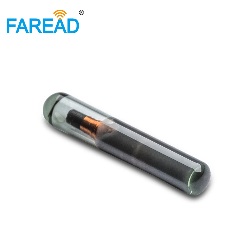 ISO14443A  2*12mm NFC Ntag216 Transponder HF13.56Mhz RFID Glass Tag