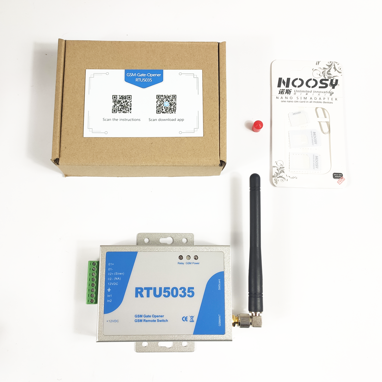 KV-GSM. Rtu5035 GSM Module Control автоматикой (999 Rooms)