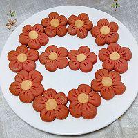 送你一朵小红花的做法图解14