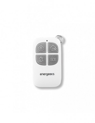 Remote Additional Compatible With Wifi Alarm Energeeks EG-AW001MD