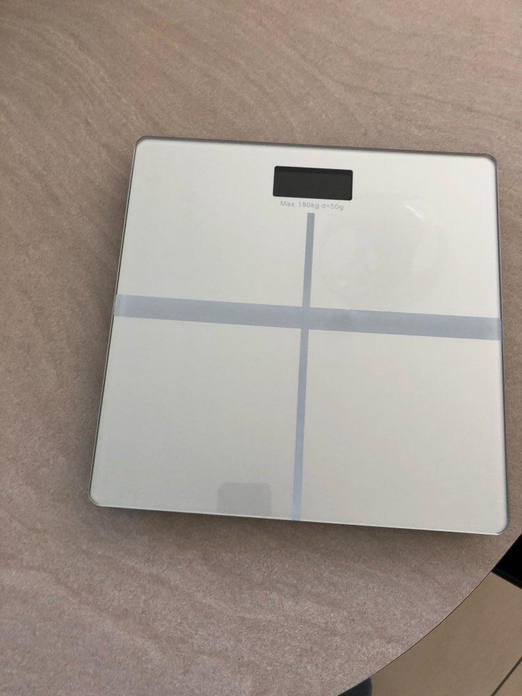GASON A1 180kg/50g Floor Bathroom Scale For Body Weigh Smart Household Electronic Digital  Heavy Weigh  LCD Display Precision bathroom scale bathroom body scalesbathroom scale smart - AliExpress