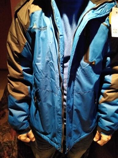 Jaquetas de esqui jaqueta homens jaqueta